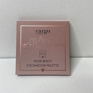 Cargo Cosmetics Nude Beach Eyeshadow Palette